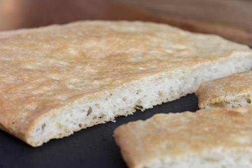 Focaccia loaf